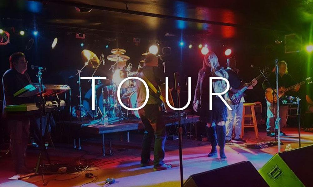 RTG Band on tour